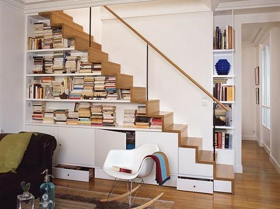 cầu thang phòng khách